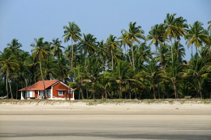 Goa Beach Villa