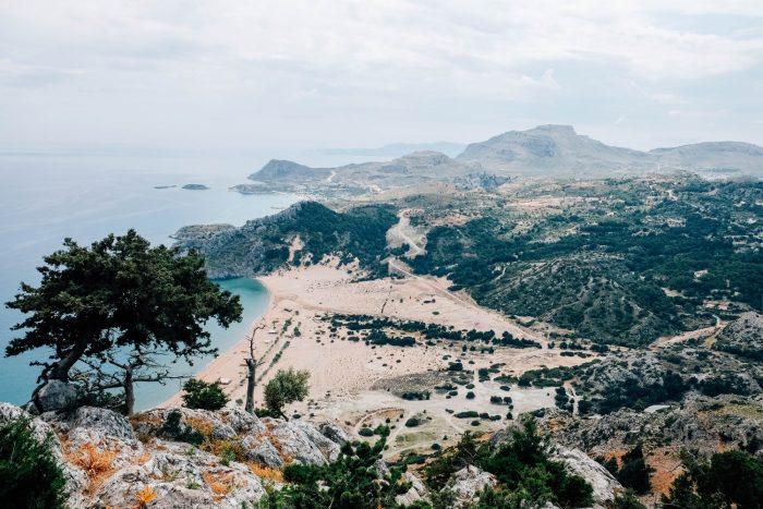 Rhodes-beach