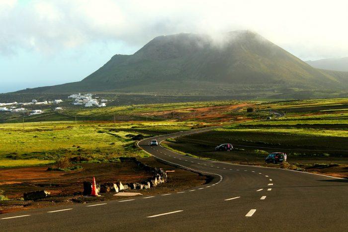 Lanzarote road trip