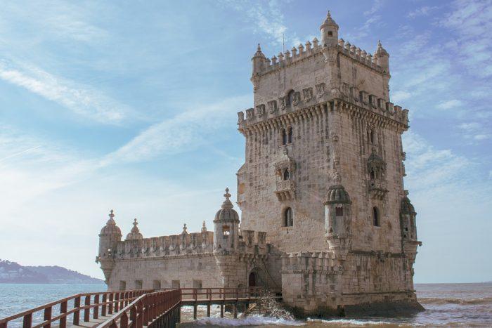 Lisbon-Belem tower