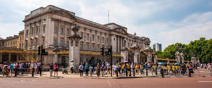 Buckingham-London