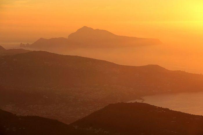 Amalfi coast-Monte Faito
