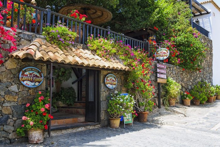 Coffee Shop-Betancuria