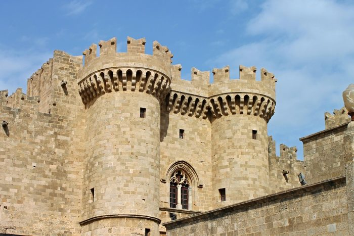 Palace of Grand Masters-Rhodes
