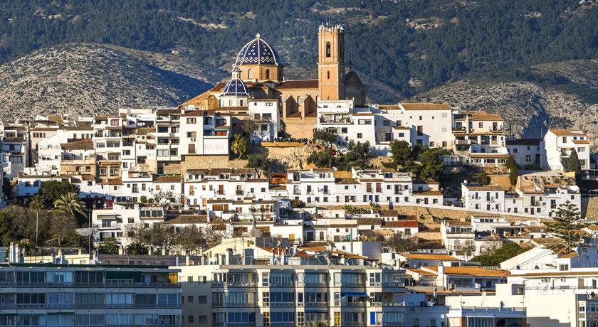 Benidorm – Old Town Spain