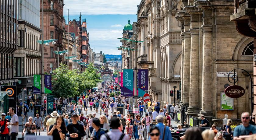 Glasgow – Buchanan Street
