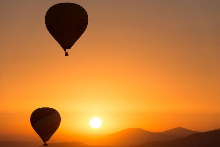 Dubai-Hot Air Baloon
