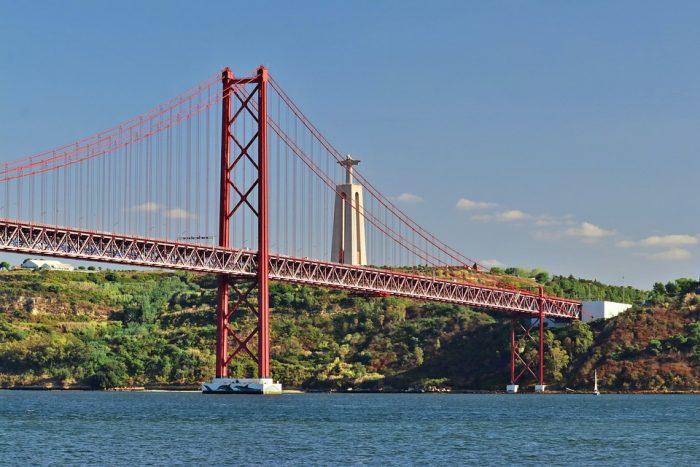 25th April Bridge-Lisbon