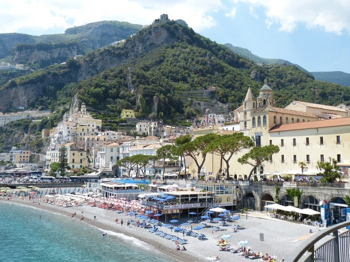 Marina Grande-Amalfi Coast
