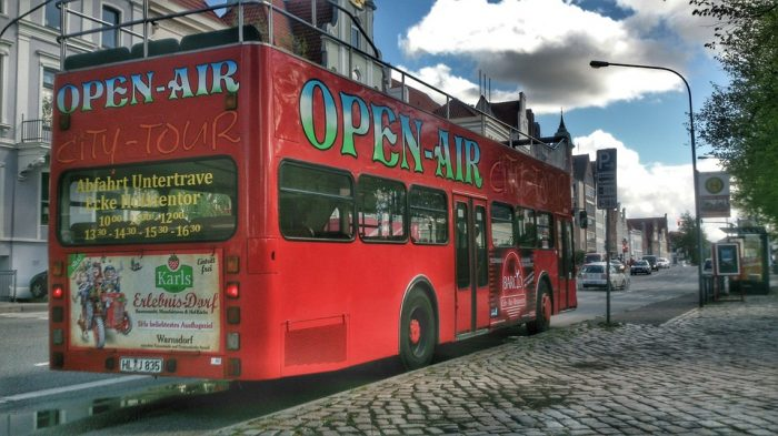 Open Top Bus-Albufeira