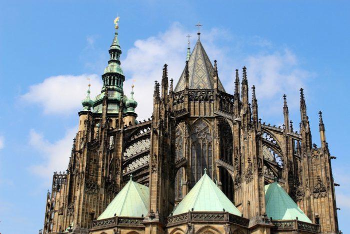 St Vitus Cathedral-Prague