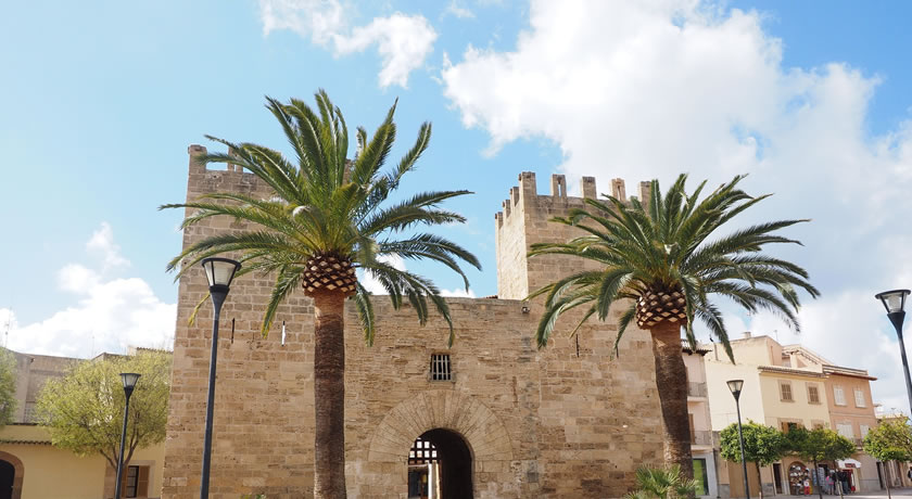 Alcudia – City Walls