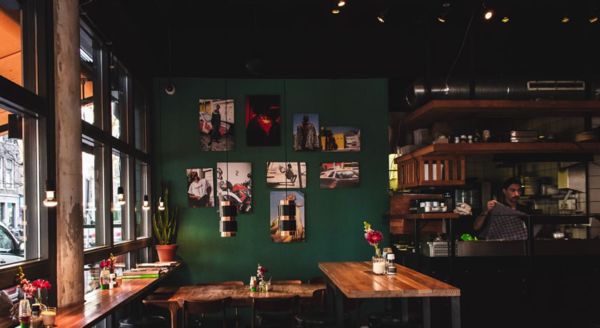 London – The Extremely Stylish Bistro Septime