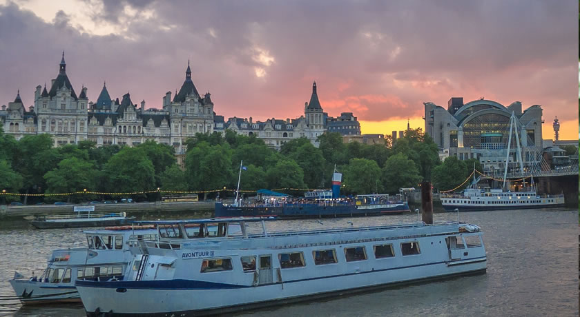 London – The Thames Cruise