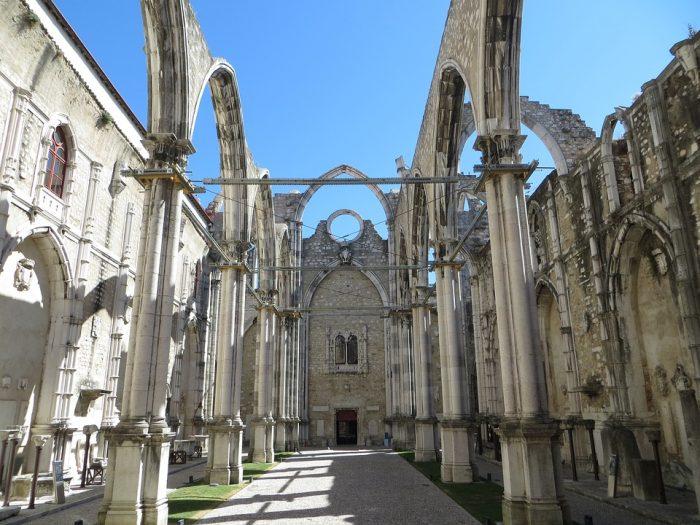 Carmo Convent-Lisbon