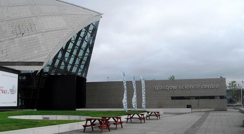 Glasgow – Glasgow Science Centre