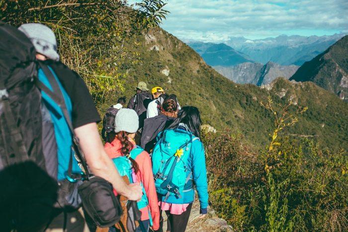 Hiking-Santorini