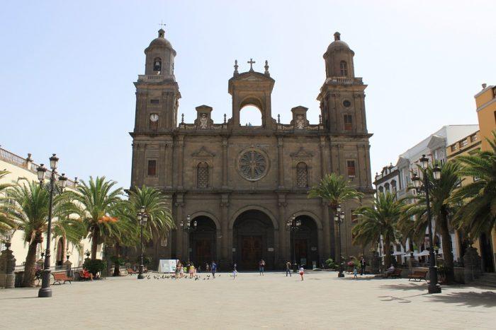 Las Palmas Cathedral-Gran Canaria