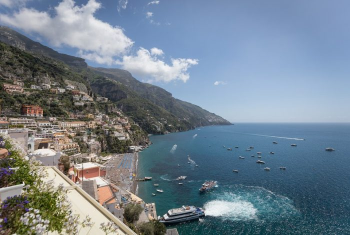 Positano-Amalfi Coast