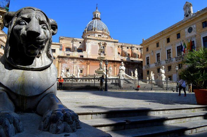 Praetorian fountain-Palermo