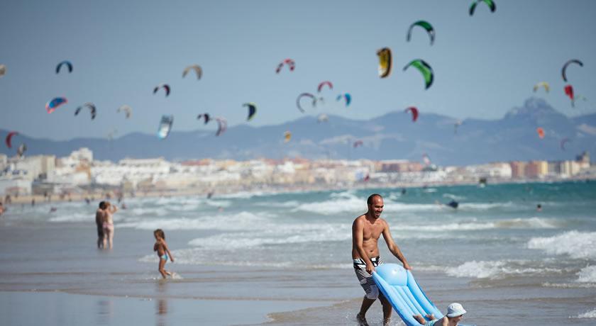 Benalmádena – Kite Surfing