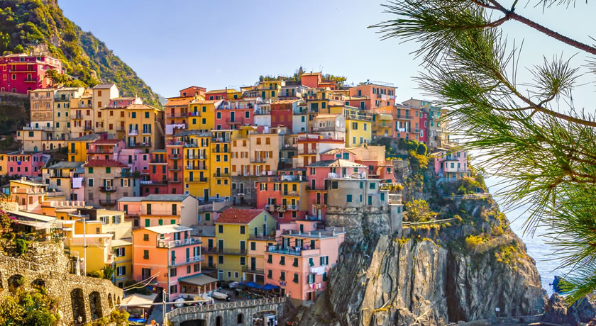 Tuscany – Cinque Terre
