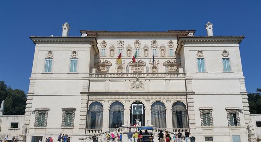Rome – Galleria Borghese