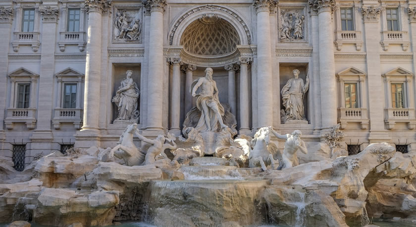 Rome – Trevi Fountain