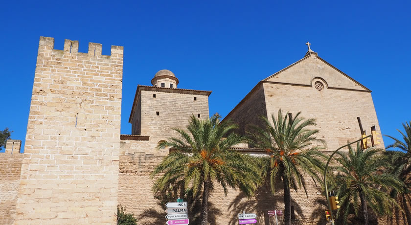 Alcudia – Ancient Neo-gothic Style Church