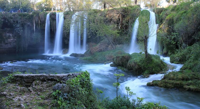 Antalya – Duden Waterfalls Tour