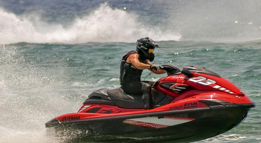 Ibiza – Seabob Jet Ski Rental