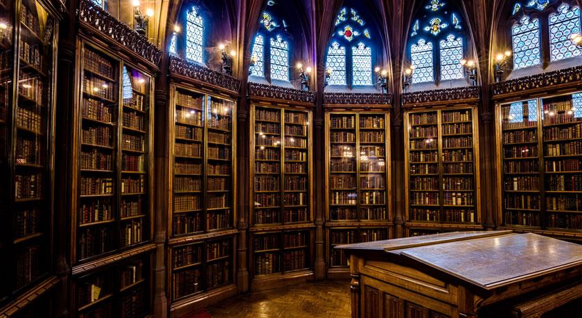 Manchester – John Rylands Library