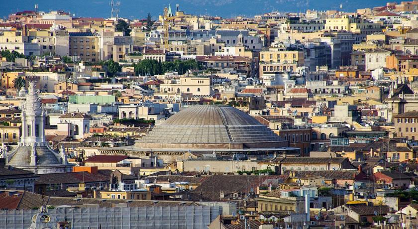 Rome – Sant'Ivo alla Sapienza