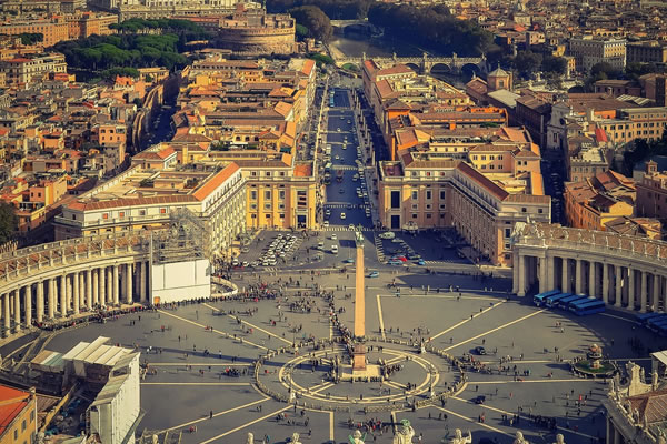 Rome – Hop-On Hop-Off Sightseeing Tour
