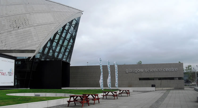 Glasgow – Glasgow Science Centre
