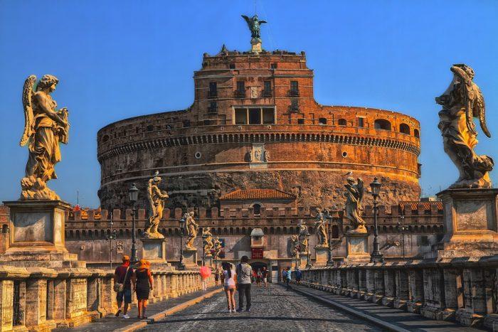Castel Sant'Angelo-Rome