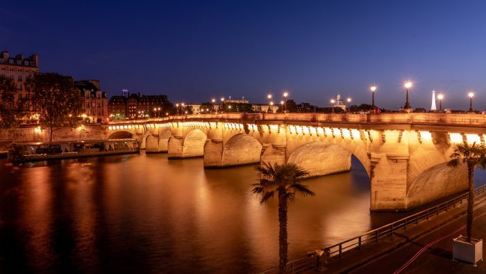 Paris-Pont Neuf