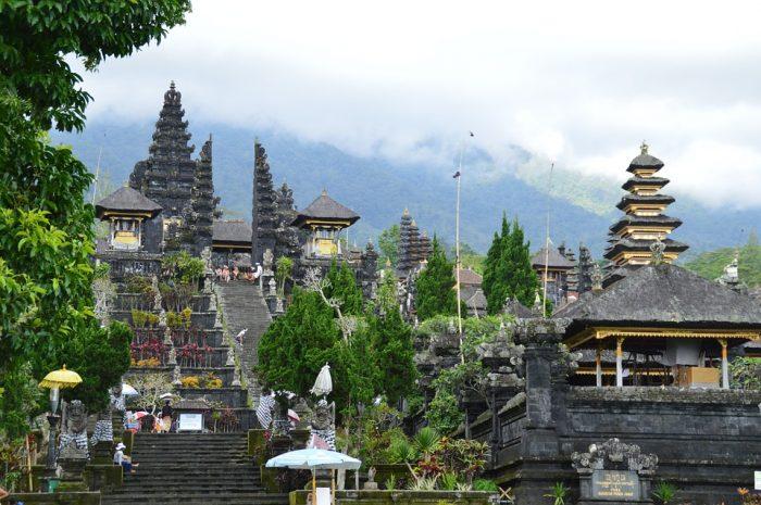 Besakih Temple-Bali island