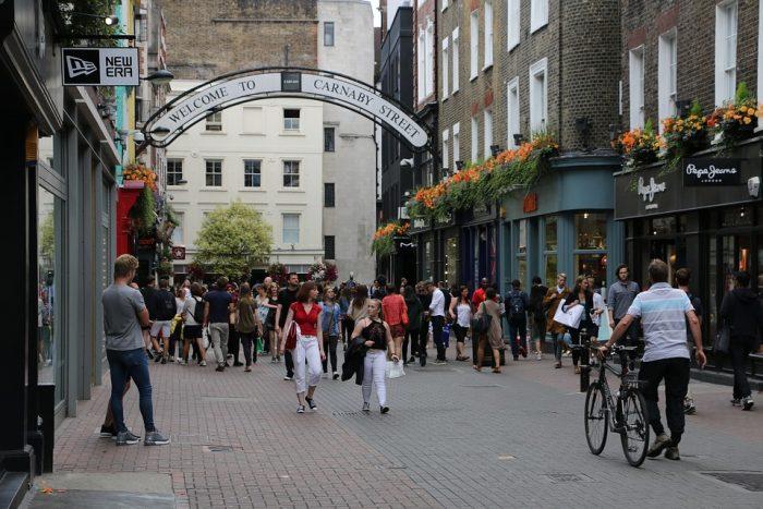Carnaby Street-London